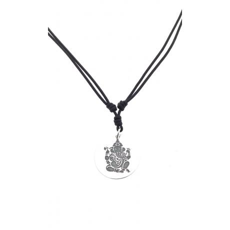 Colgante Ganesh plata