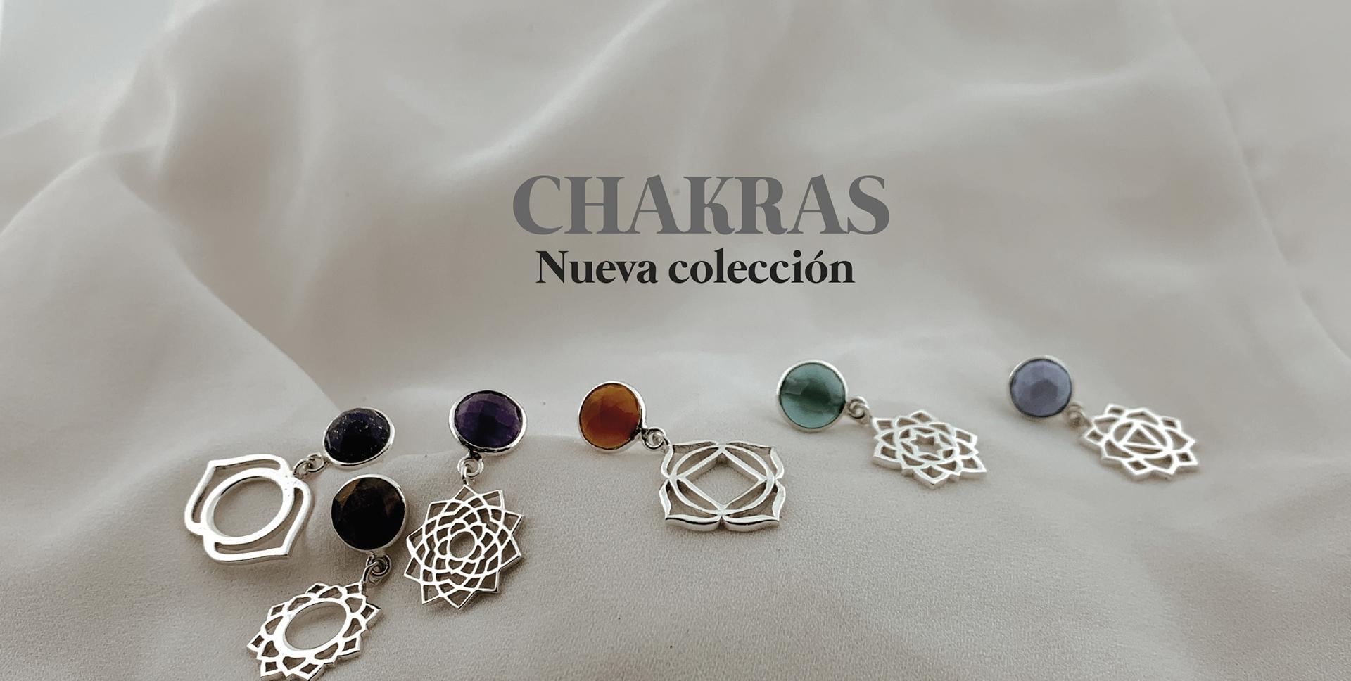 Nueva coleccion: Chakras Lotobyloto